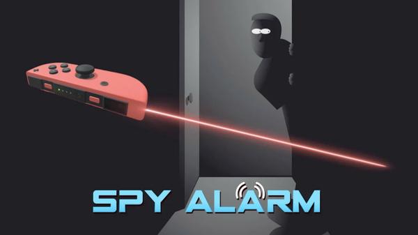 Nintendo Switch 'Spy Alarm' Turns Your Joy-Con Into a Laser Tripwire