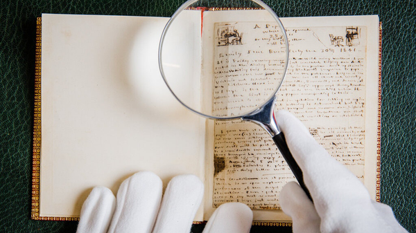 A Lost Brontë Family Library is Up for Grabs in a Sotheby's Auction