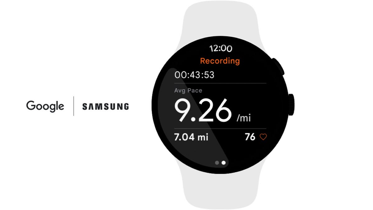 Samsung and Google together for Wear OS