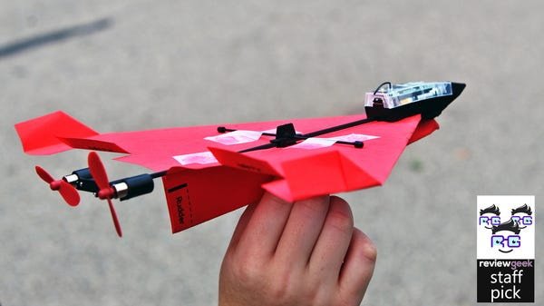 Power Up 4.0 RC Airplane Kit as Reviewed by an 8-Year-Old