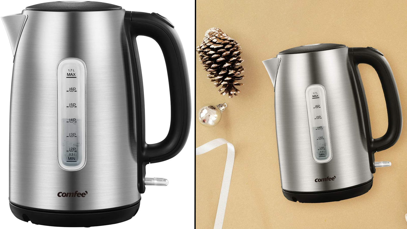 Upgrade to an Electric Kettle for Precision Temperature Control