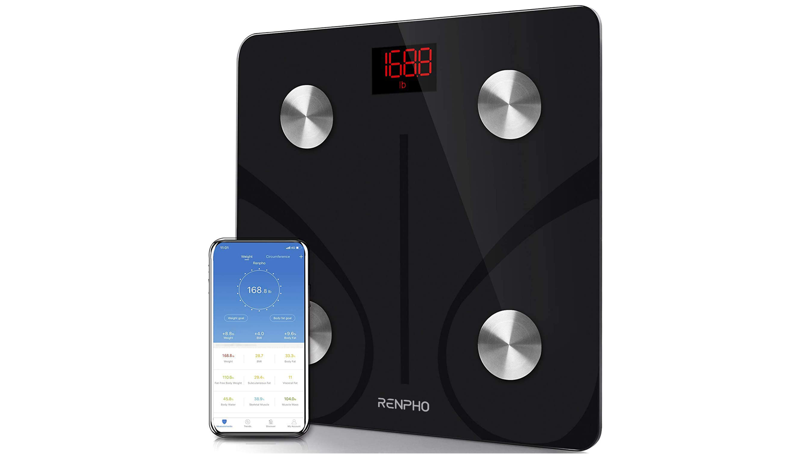 This Smart Scale is a Smart Purchase for Health-Conscious People