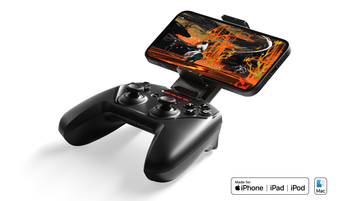 SteelSeries Nimbus + Game Controller