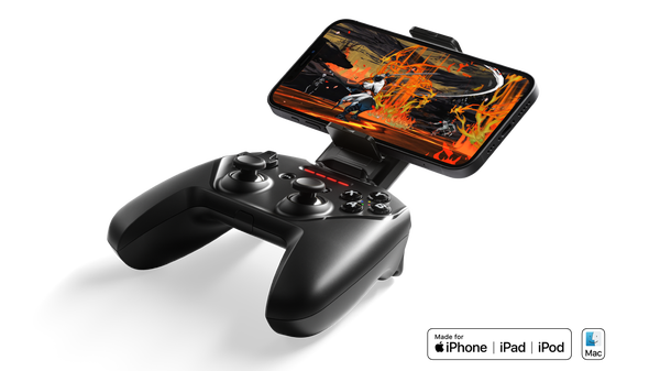 SteelSeries Nimbus+ Controller Now Comes With 3-Months Free Apple Arcade