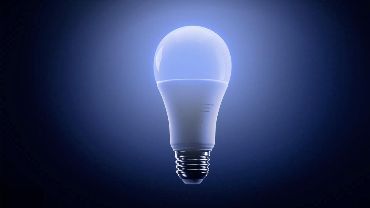 The Wyze Bulb Color