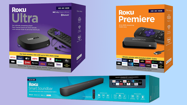 A Bunch of Roku 4k Streaming Devices are On Sale at Amazon