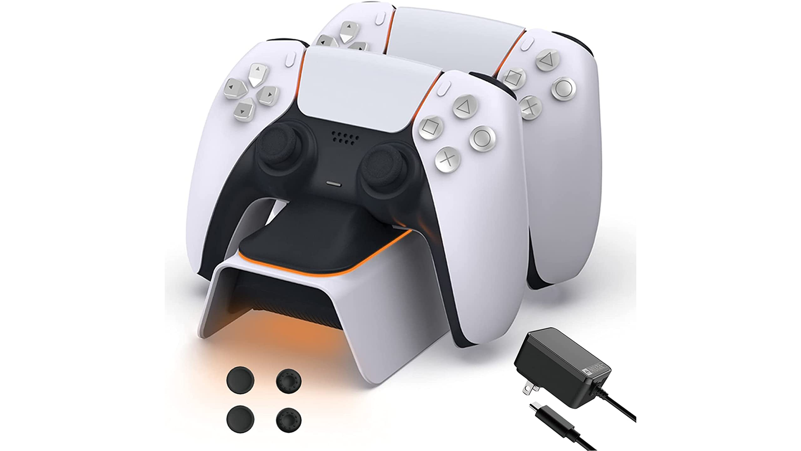 Keep Your Playstation 5 Controllers Charged With This Upgraded Charger