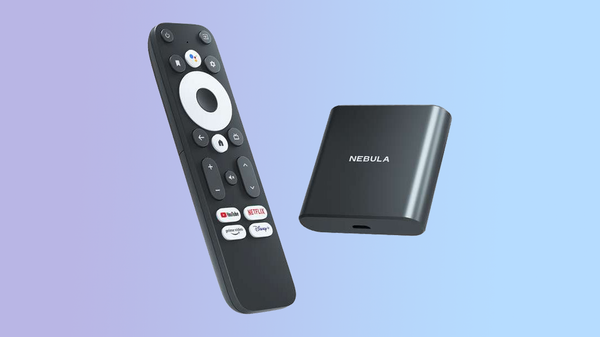 Anker Teases Upcoming Nebula 4K Streaming Dongle with Android 10