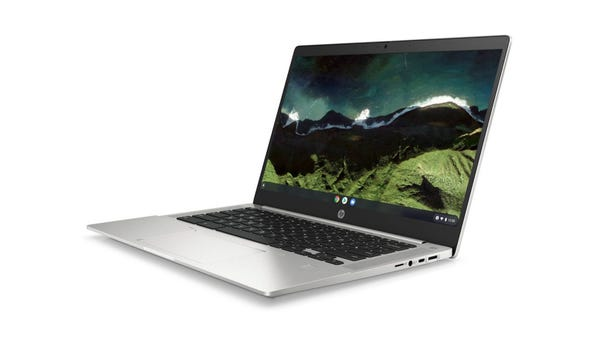 HP's 14-inch Chromebook Graduates to 11th Gen Intel Processors