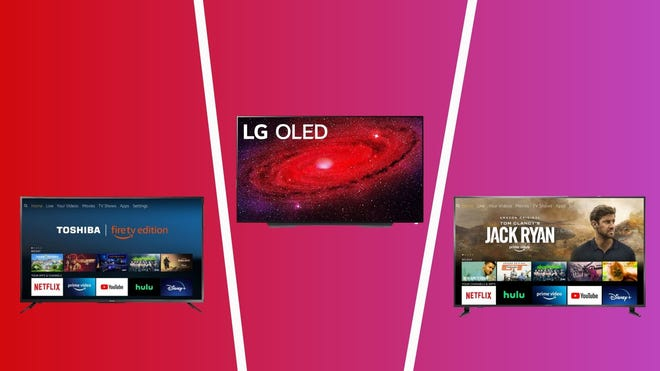 The 5 Best TVs With Fire TV
