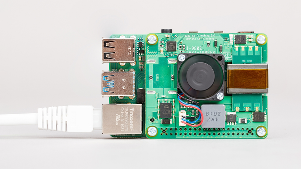 Raspberry Pi's New Power over Ethernet HAT Is All About Maximum Power