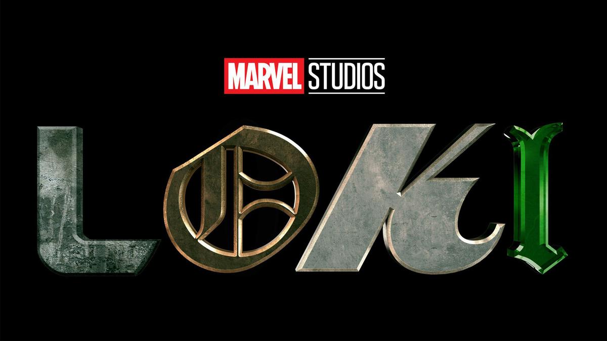 Loki TV show logo