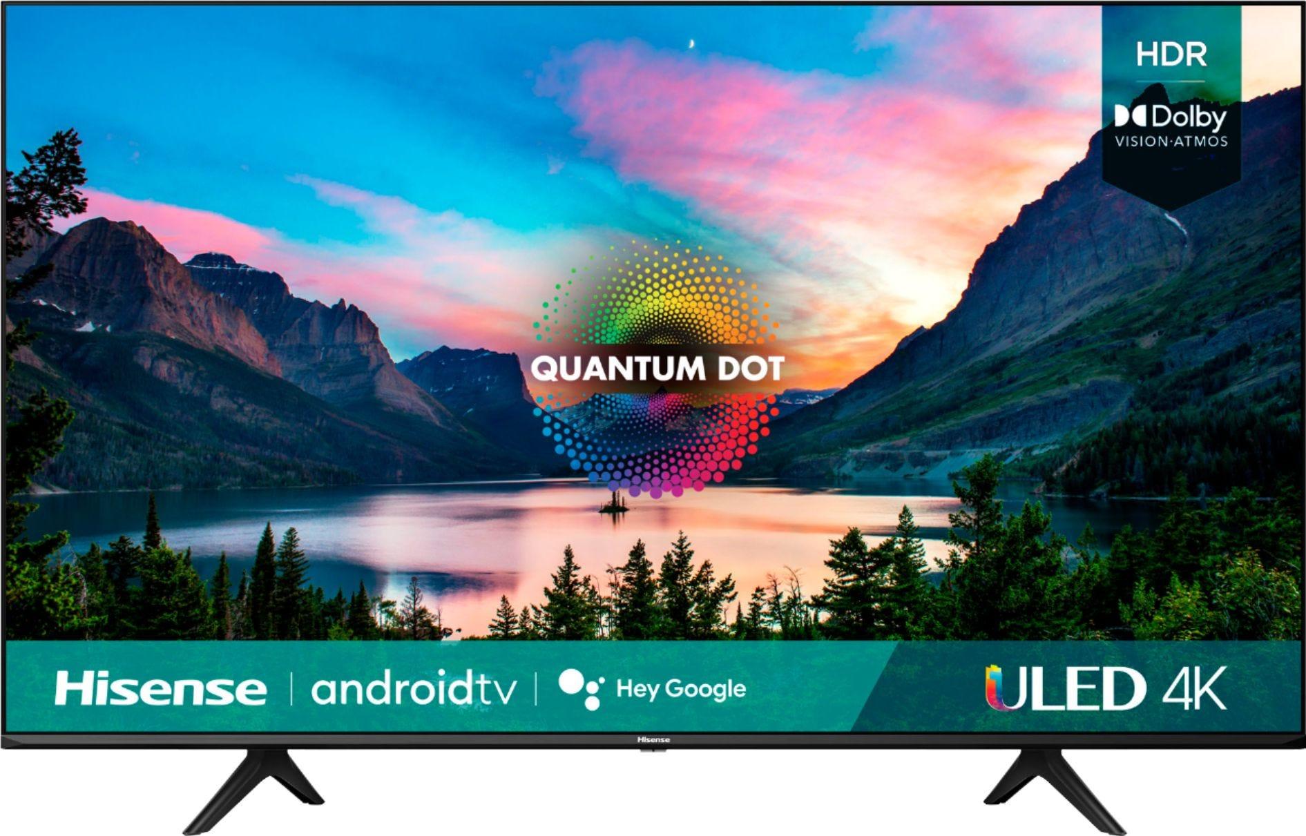 Hisense U6G 4K UHD TV