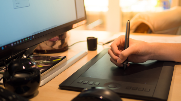Wacom's Intuos Tablets Now Also Work With Chromebooks