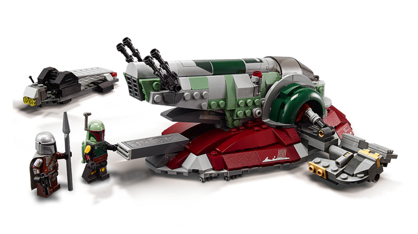LEGO Reveals Three 'Star Wars' Sets During Its First LEGO CON