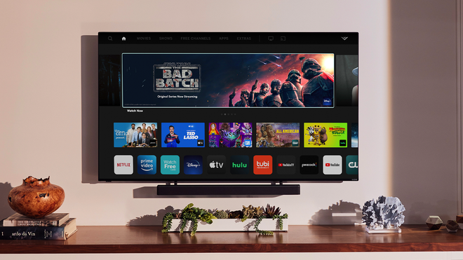 Vizio Debuts Its 2021 TV and Soundbar Collection (And It's a Doozy)