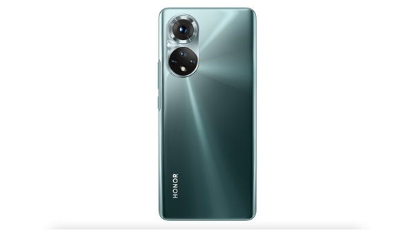 Honor 50 Series Unveiled with Google Apps Support and 108MP Cameras