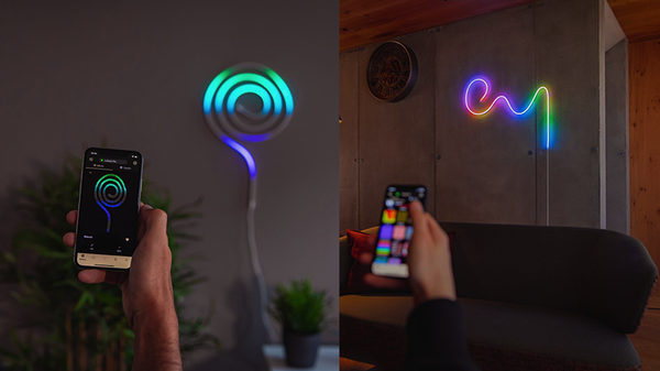Twinkly's Bendable LED Strips Promise to Light Up Your Creativity