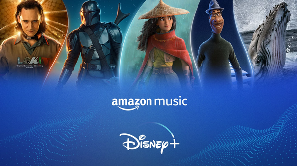 Amazon Music Unlimited Subscribers Get Up to Six Months of Disney+ for Free