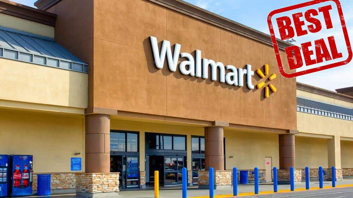 Walmart storefront deals