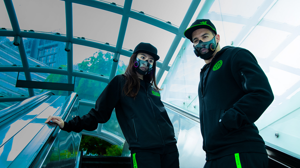 Razer to Launch Its Futuristic RGB Face Mask Before the End of the Year