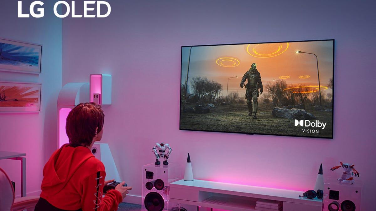 Dolby Vision on LG TV