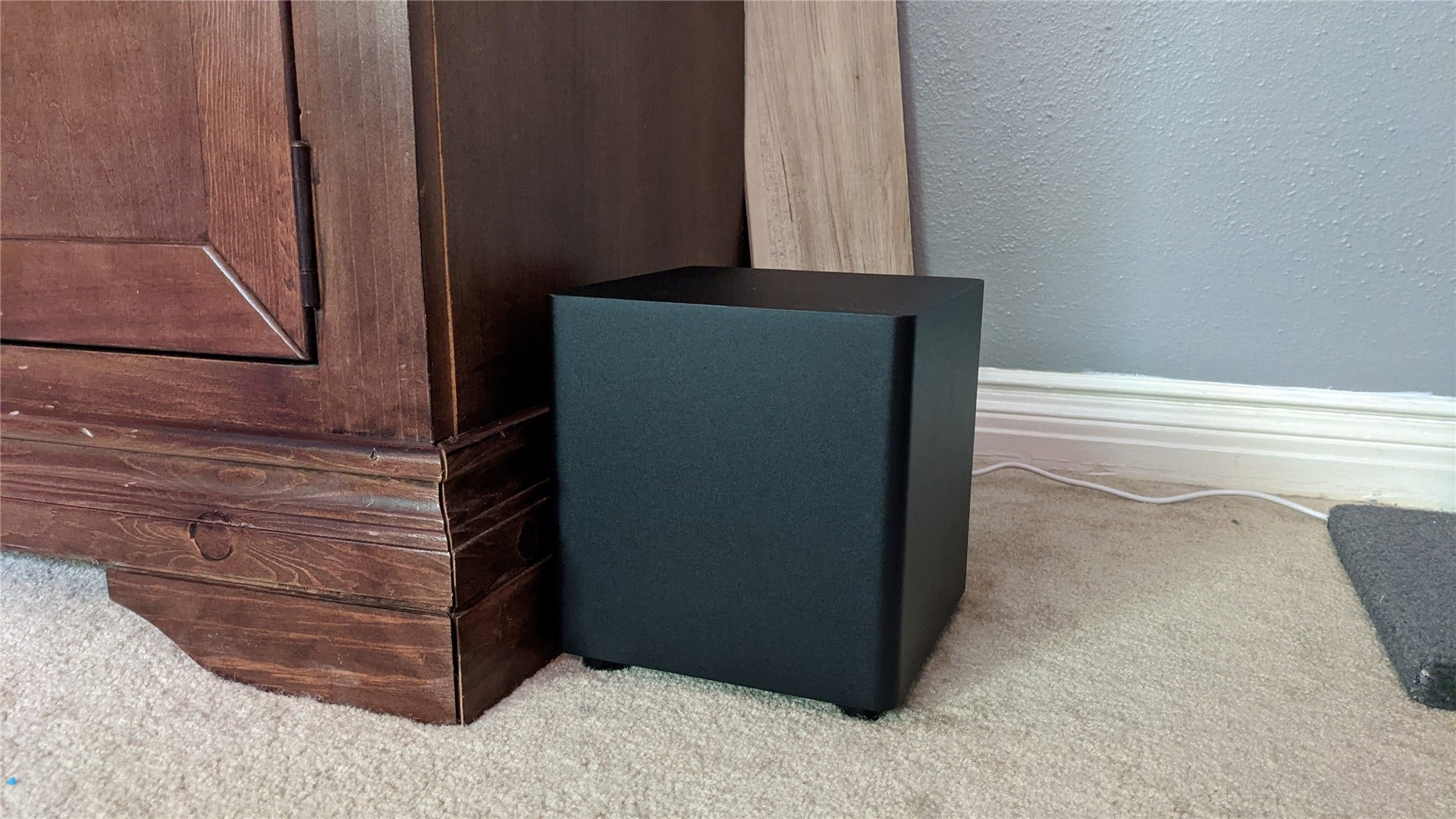 The subwoofer