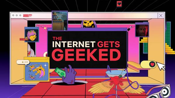 Netflix's Geeked Week Gives Geeks Something to Peek at All Next Week