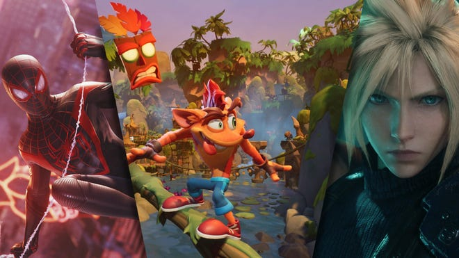 The 13 Best PS4 Games with PS5 Upgrades