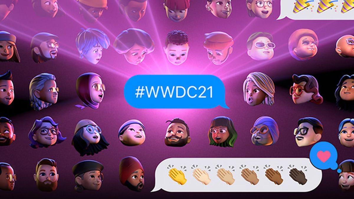 WWDC 2021 image