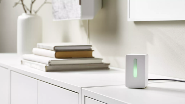 IKEA's New Sensor Will Monitor Your Air Quality for Just $12