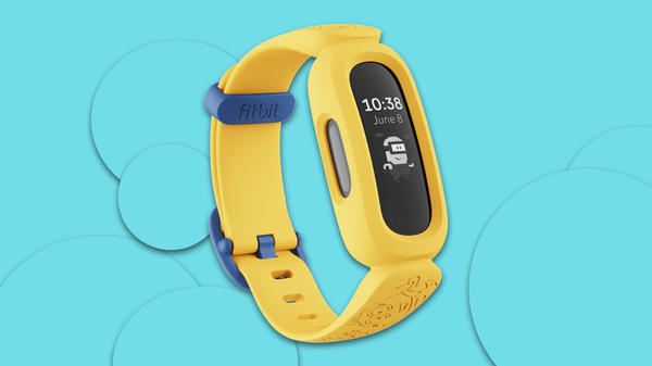Banana! Fitbit Launches 'Minions' Fitness Tracker for Kids