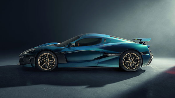 Rimac's Electric Hypercar Costs $2 Million, and There's Only 150 Being Made