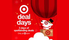 """Here's the Best Tech Deals of Target's """"Deal Days"""" Event"""