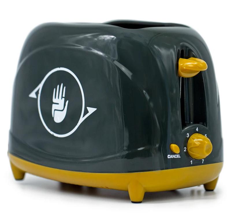 'Destiny' Toaster