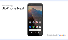 Google and Jio Built an Affordable Phone with a Unique Version of Android