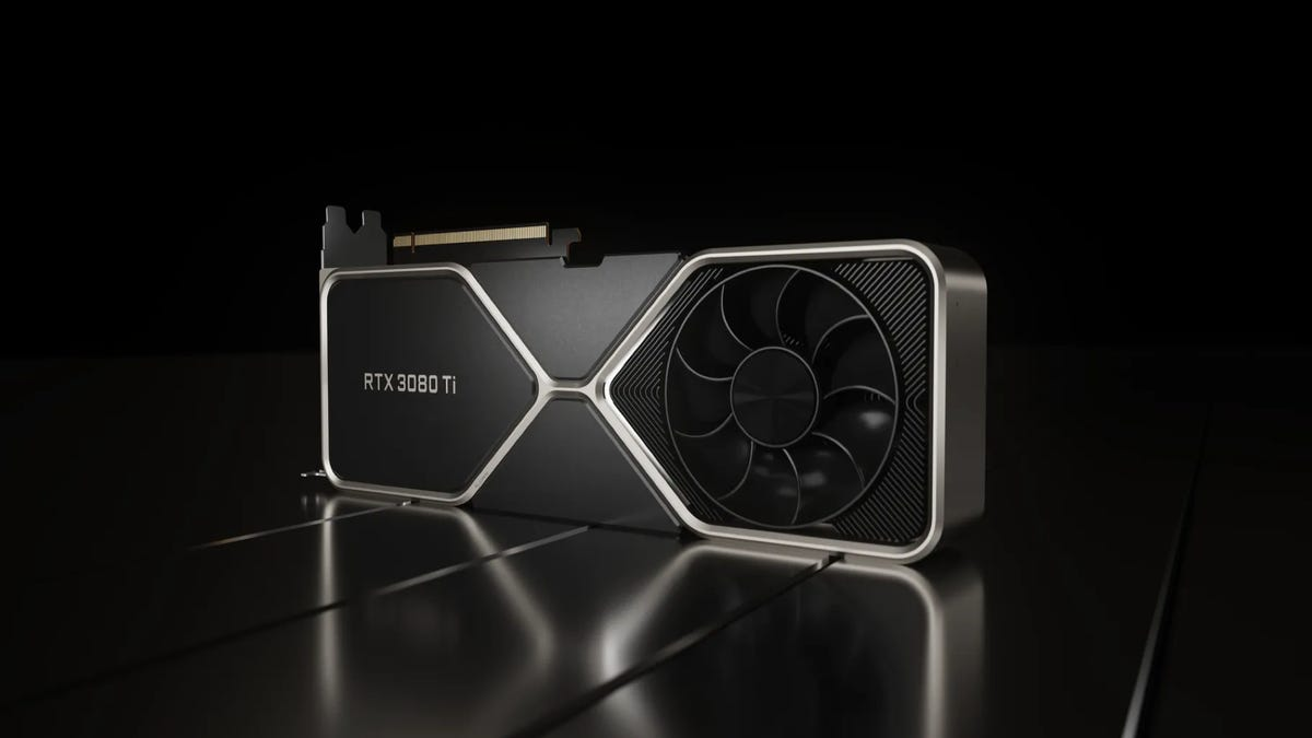 NVIDIA's New RTX 3080 Ti GPU