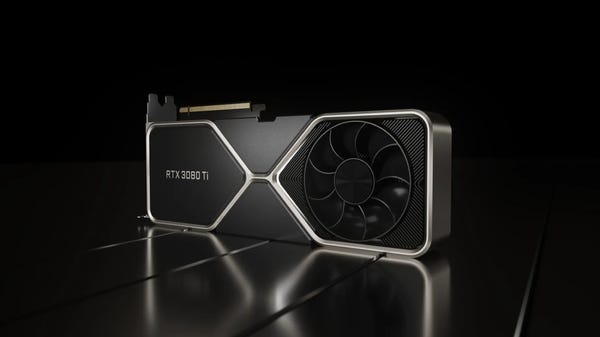 NVIDIA's New GeForce RTX 3080 Ti Is $1,199 but Good Luck Finding One