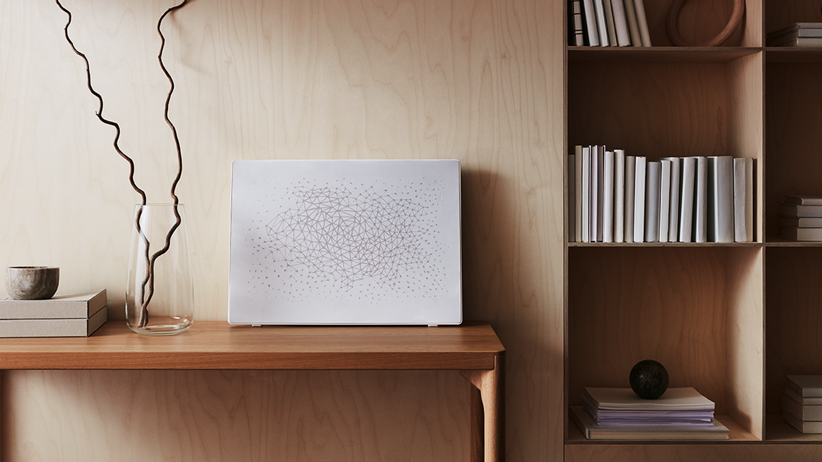 The Ikea Picture Frame speaker.