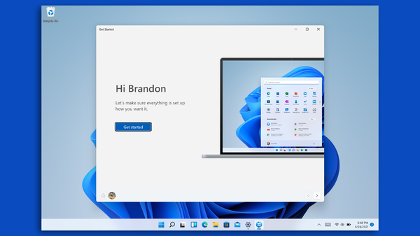 The First Windows 11 Build Arrives in Beta Form