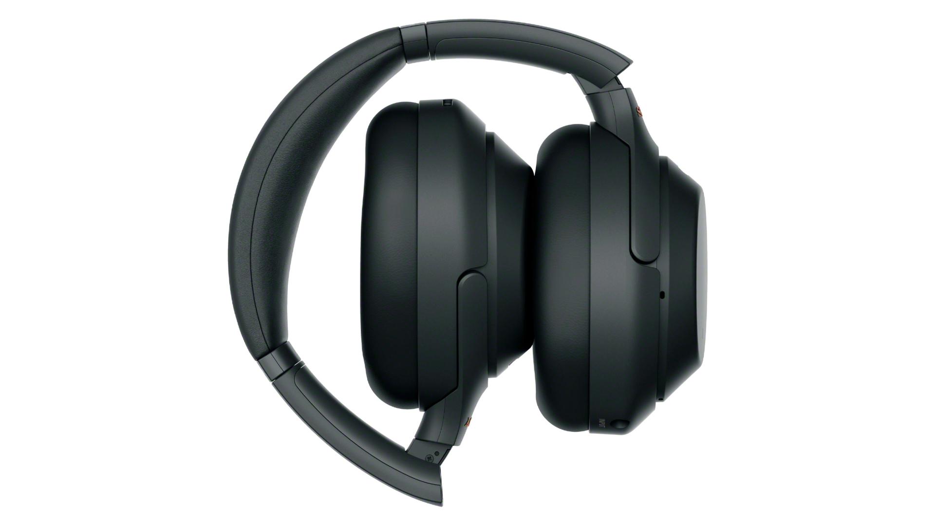 Sony wireless headphones.