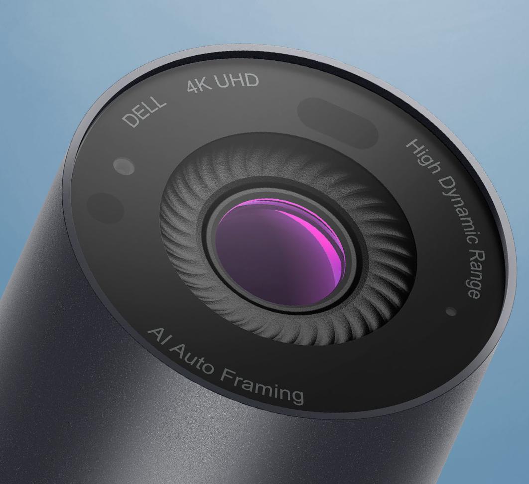 Dell Ultrasharp Webcam 4K HDR