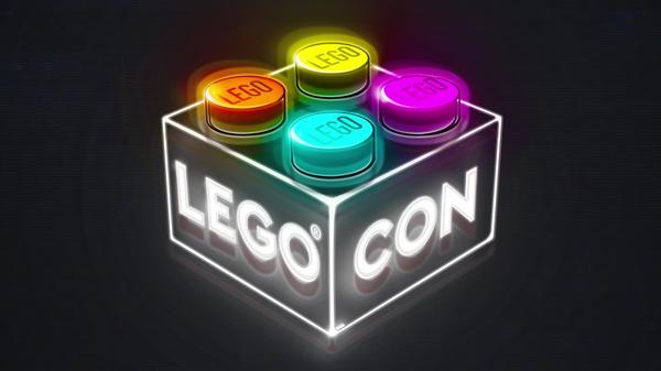 Grab Your Bricks—LEGO CON is Coming