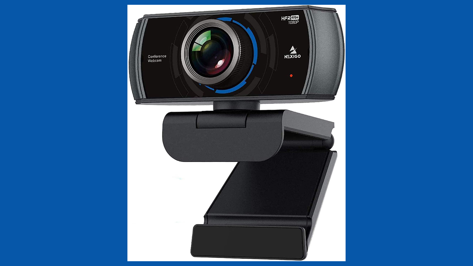 Look Sharp on Your Next Video Call with This 1080p High-Definition Webcam