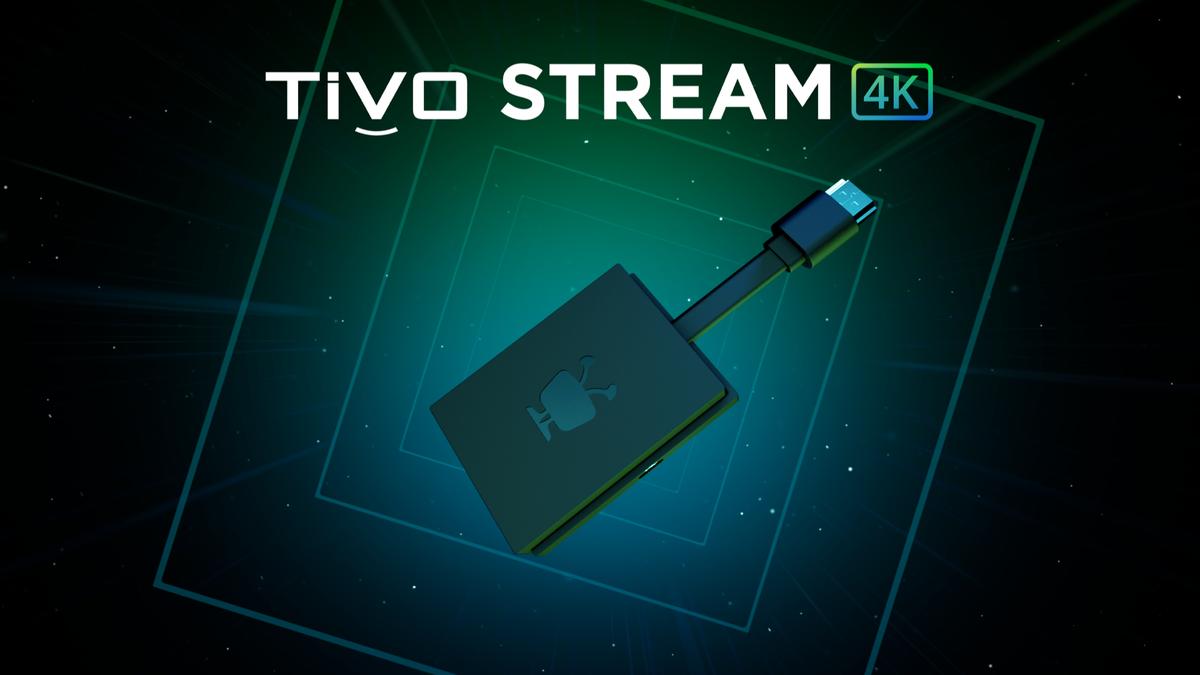 The TiVo Stream 4K dongle