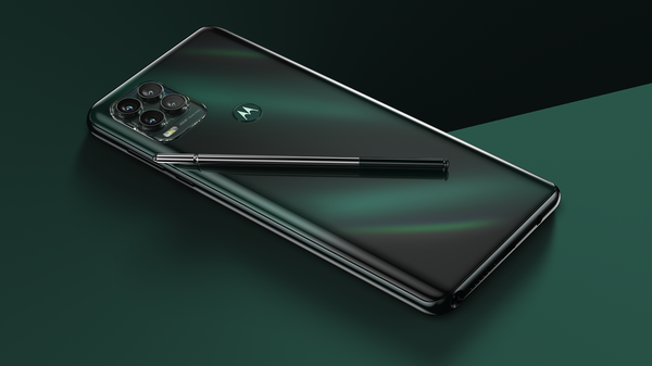 Motorola's New Affordable 5G Phone Comes With a Stylus That You'll Never Lose