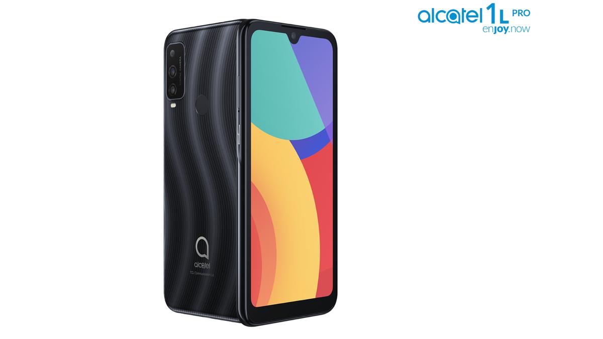 Alcatel 1L Pro budget phone