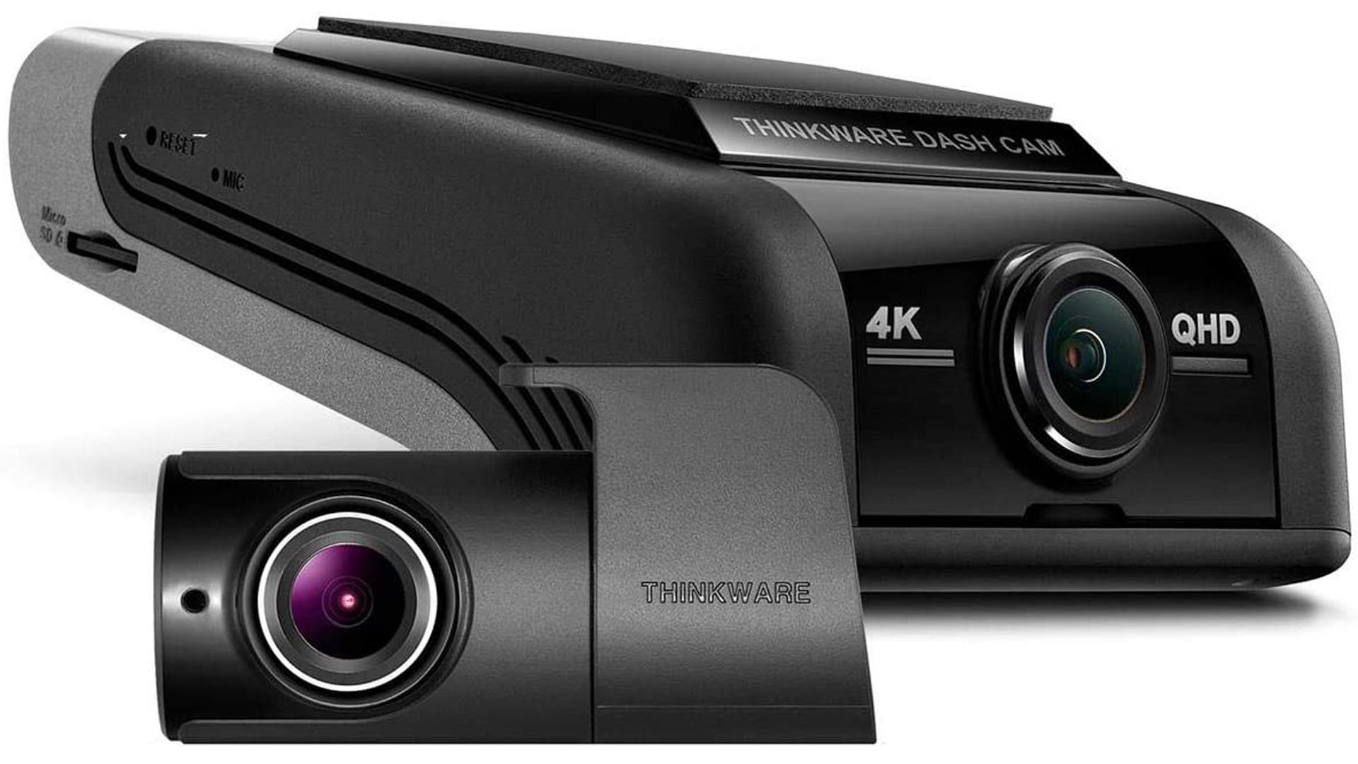 The Thinkware U1000 dash cam