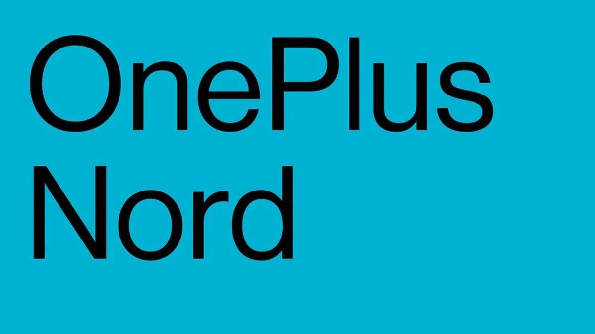 OnePlus Nord phone branding