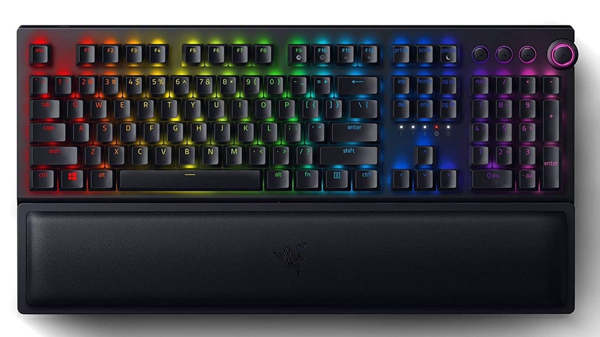 Razer BlackWidow V3 Pro Mechanical Wireless Gaming Keyboard